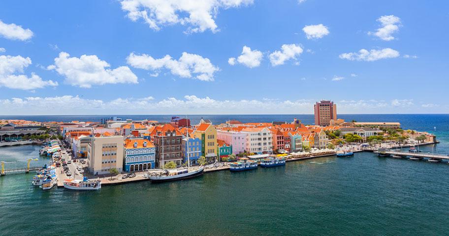 ABC Inseln Reisezeit Curacao