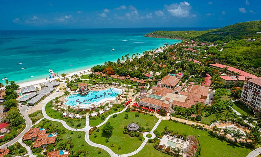 Luxus Hotel Antigua All Inclusive