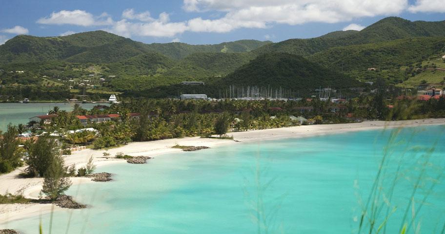 Antigua Badeferien günstig buchen
