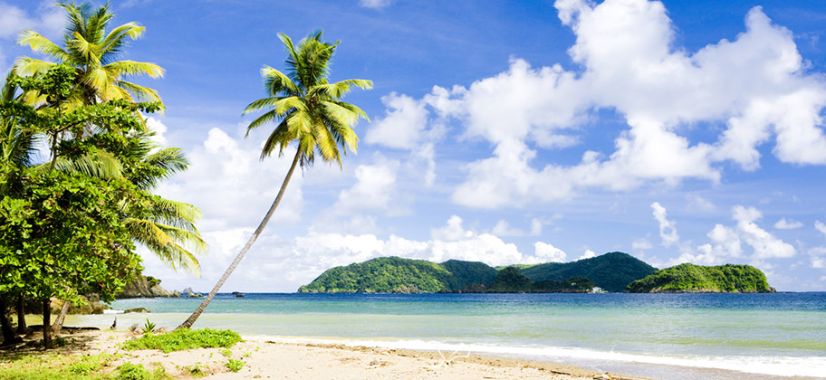 Batteaux Bay, Tobago Badeurlaub Schweiz