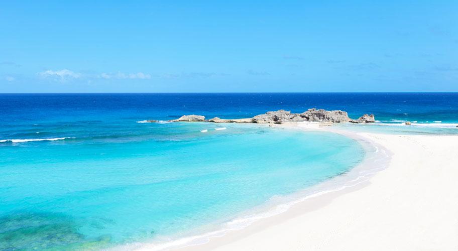 Strandferien Caicos Turks