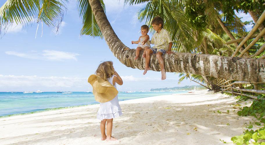 Dom Rep Familien Ferien Kinder Strand