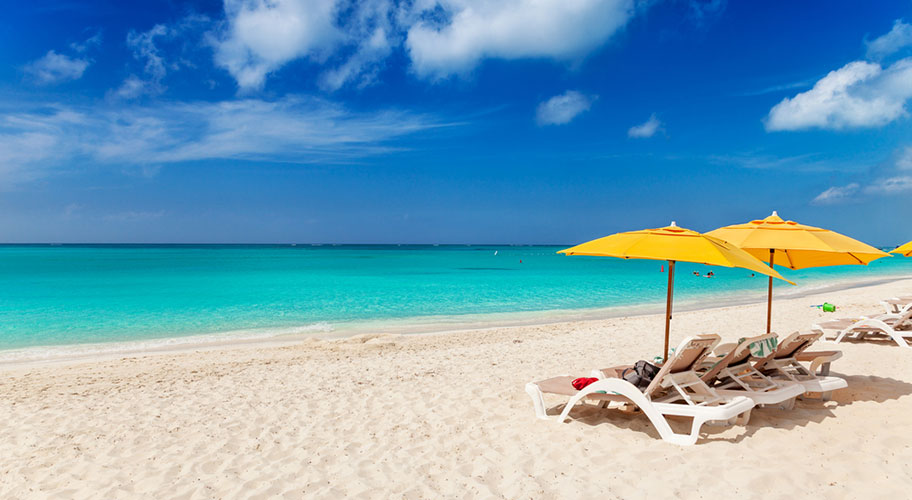 Grace Bay Beach Top Strand Turks und Caicos Geheimtipp