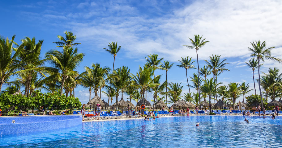 Jamaika all inklusive Hotels Pool Schweizer Anbieter