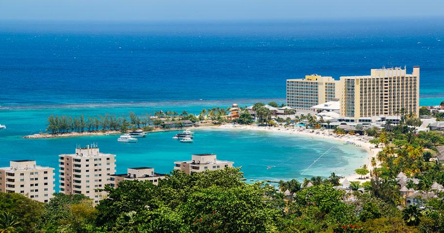 Jamaika All Inklusive Strand
