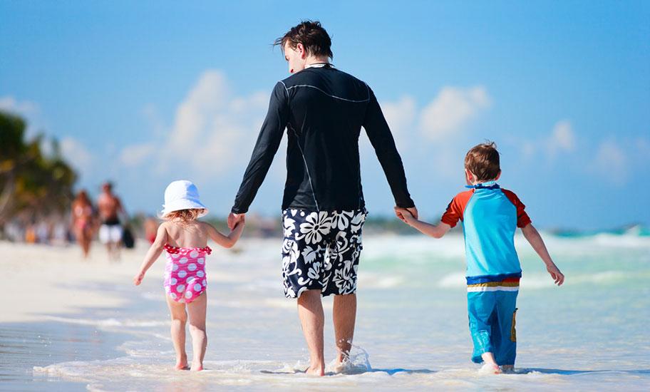 Karibikferien mit Kindern buchen