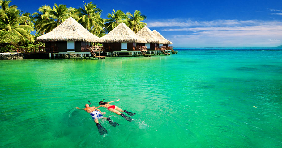 Karibik Inselhopping Honeymoon