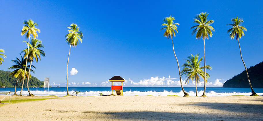 Maracas Bay, Trinidad, Badeurlaub Reisebüro Schweiz