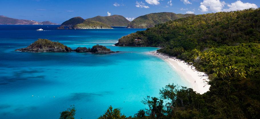 Virgin Island Badeferien Traumstrände Tipp Reisebüro Schweiz