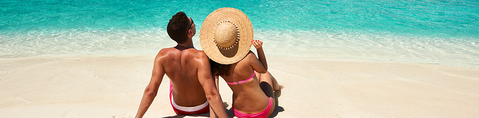 Karibik Flitterwochen