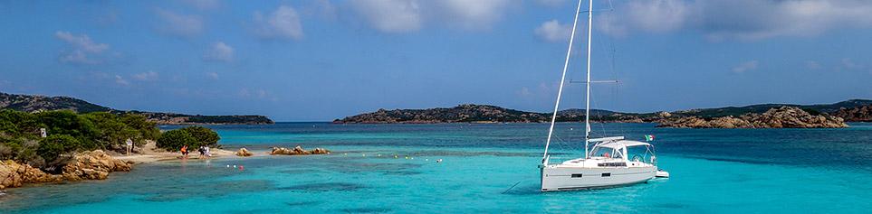 Segelkreuzfahrt Karibik