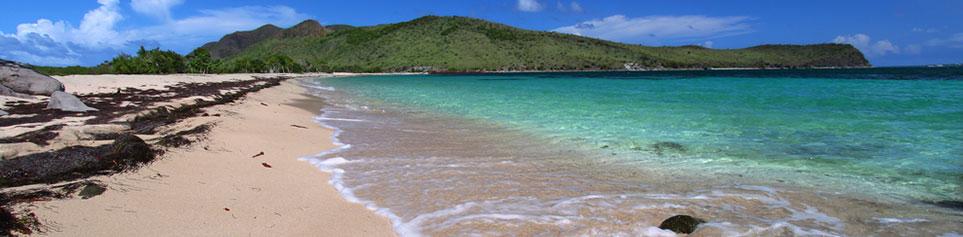 St. Kitts & Nevis Badeferien